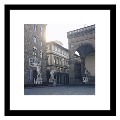 Piazza Signoria Tour